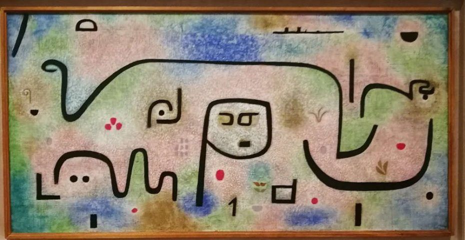 Paul Klee Paintings Life Facts Biography