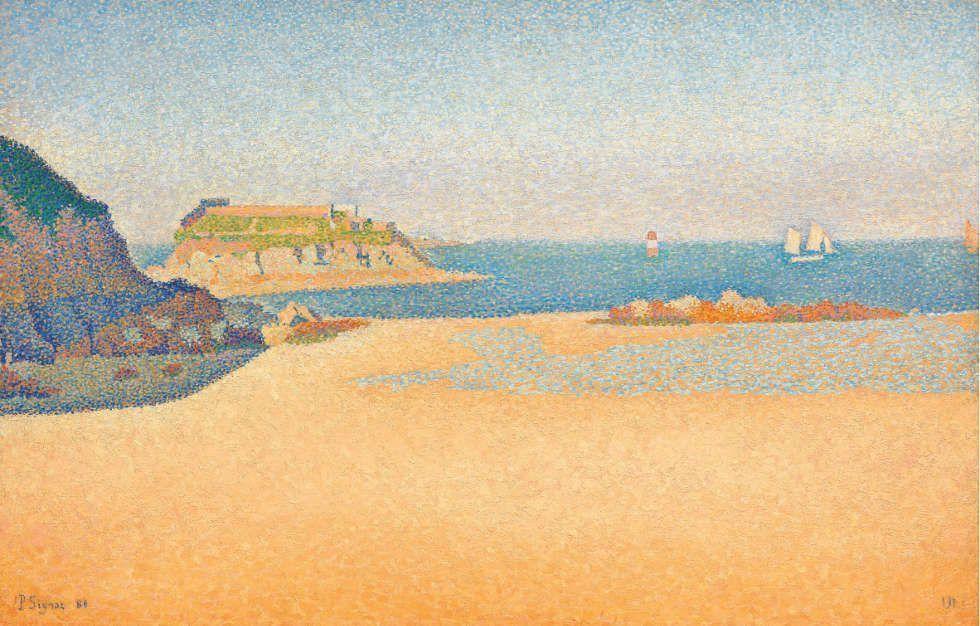 Paul Signac, Opus 191, Sommer 1888
