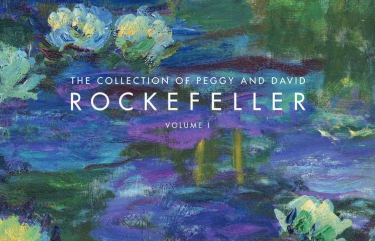 Peggy und David Rockefeller Auktion 2018