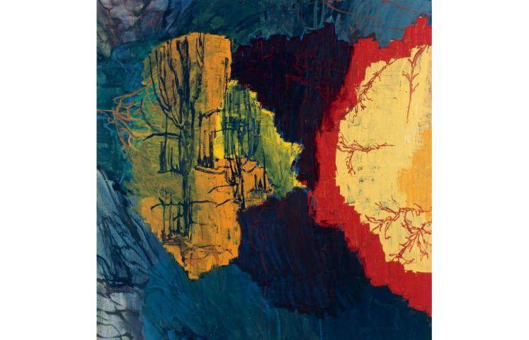 Per Kirkeby, Nikopeja II, 1996