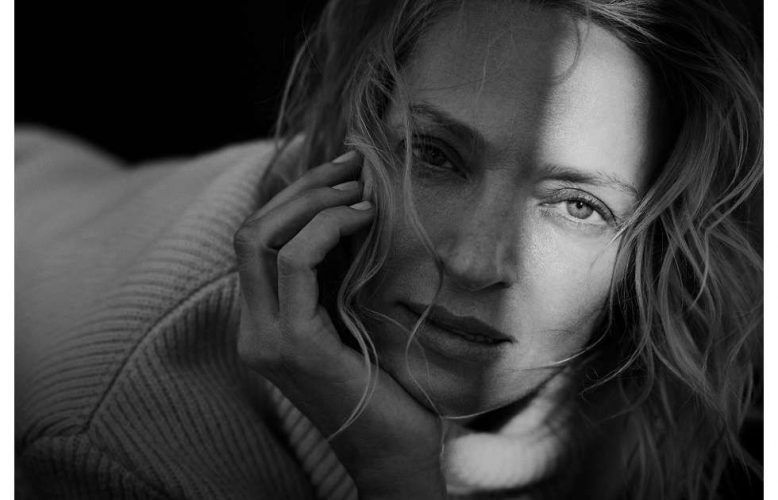 Peter Lindbergh, Uma Thurman, New York, 2016 © Peter Lindbergh (courtesy Peter Lindbergh, Paris)