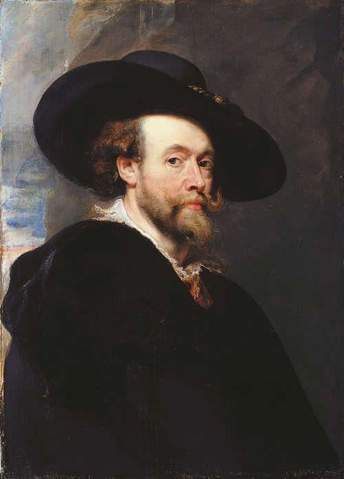 Peter Paul Rubens, Selbstporträt, 1623, Öl/Lw, 85,7 x 62,2 x 0,5 cm (London, The Royal Collection / HM Queen Elizabeth II 2017 Royal Collection Trust / © Her Majesty Queen Elizabeth II 2017)