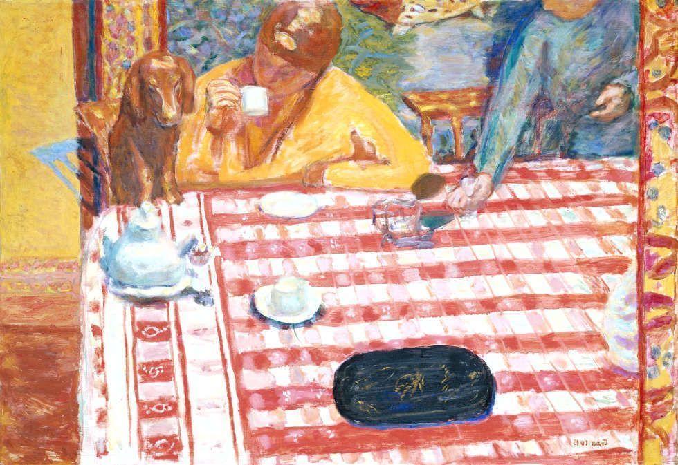 Pierre Bonnard, Kaffee, 1915 (Tate)