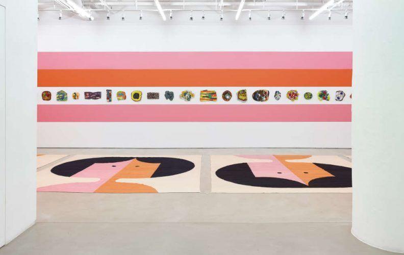 Polly Apfelbaum, The Potential of Women, 2017, Courtesy die Künstlerin, Galerie nächst St. Stephan, Alexander Gray Associates und Frith Street Gallery Alexander Grey Associates, NYC, NY