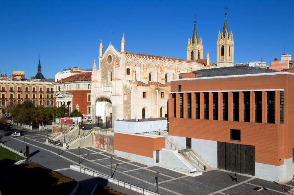 Prado, Jéronimos Gebäude