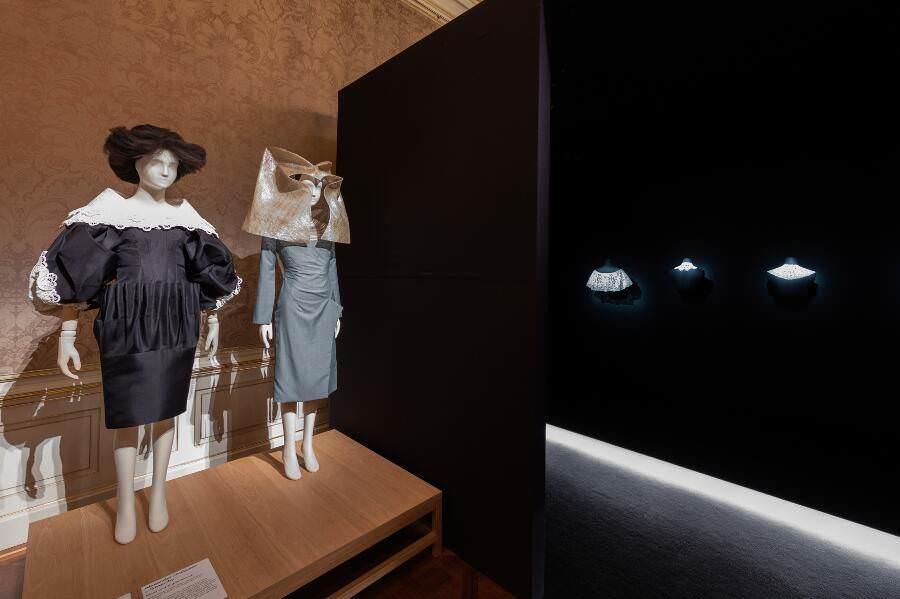 """Puritanismus, Ausstellungsansicht """"Vulgär?"""" © Belvedere, Wien."""