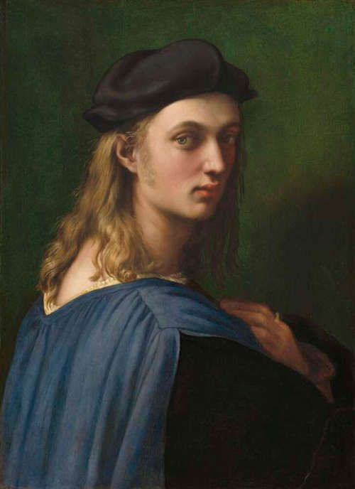 Raffael, Porträt des Bindo Altoviti, um 1514/15 (National Gallery of Art, Washington)