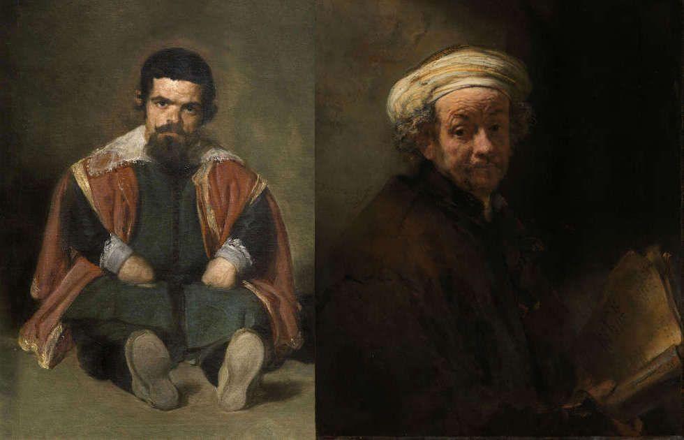 Rembrandt - Velázquez, Rijksmuseum - Prado