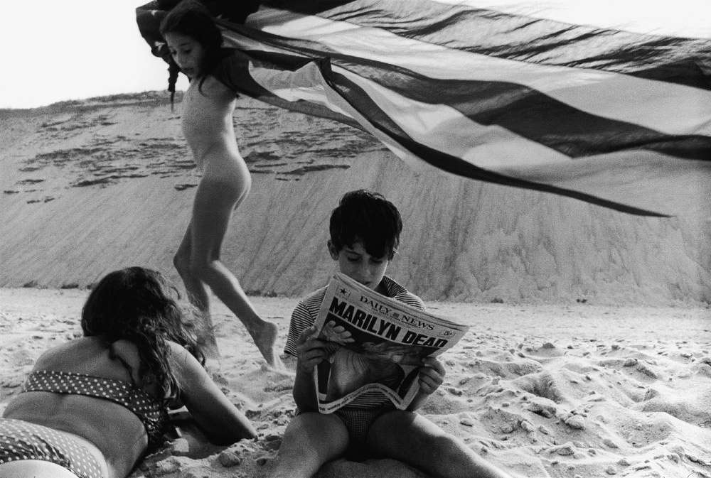 Robert Frank, Wellfleet, Massachusetts, 1962 (© Robert Frank, Fotostiftung Schweiz)