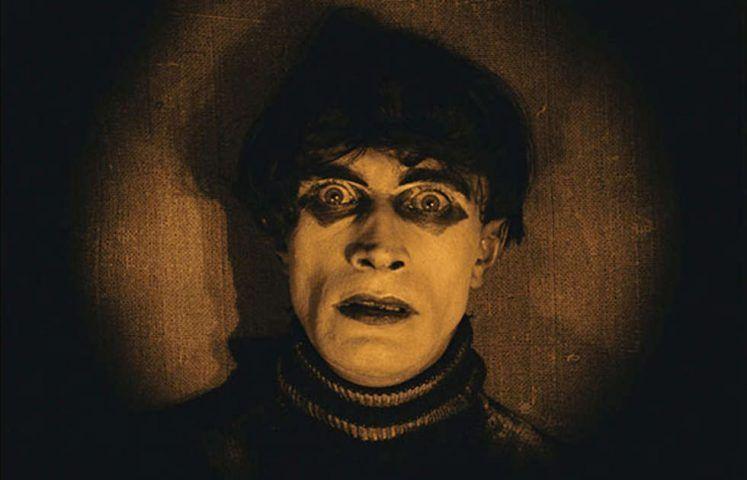 Robert Wiene, in: Das Cabinet des Dr. Caligari, 1920 (Friedrich-Wilhelm-Murnau-Stiftung & Institut für Kulturaustausch, Tübingen)