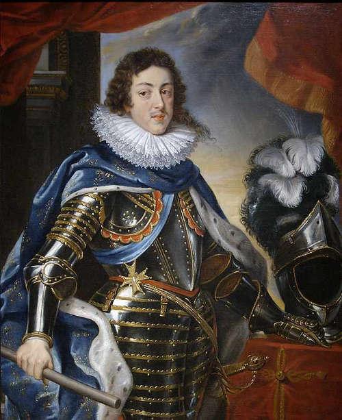 Peter Paul Rubens, Porträt von Ludwig XIII., König von Frankreich, um 1622–1625, Öl/Lw, 118,1 x 96,5 cm (Kalifornien, Pasadena, The Norton Simon Foundation © The Norton Simon Foundation)