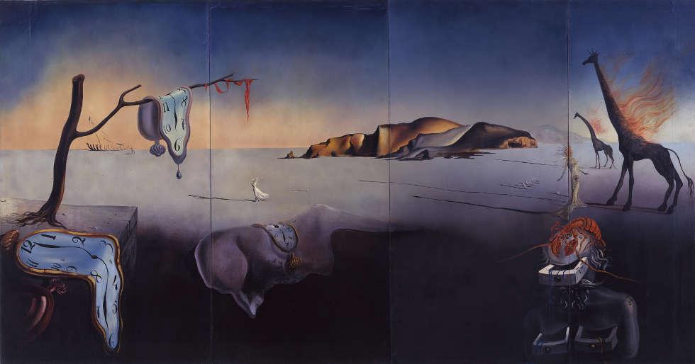 Salvador Dalí, Der Traum der Venus, 1939 (Hiroshima Prefectural Art Museum © Fundació Gala-Salvador Dalí, Figueres/ VG Bild-Kunst, Bonn 2020)