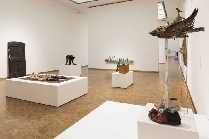 Kunst ins Leben! Der Sammler Wolfgang Hahn und die 60er Jahre, Ausstellungsansicht Museum Ludwig, Köln 2017, Foto: Rheinisches Bildarchiv Köln, Britta Schlier