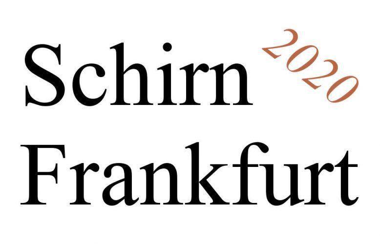 Schirn, Ausstellungen 2020