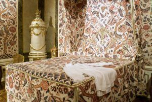 Schloss Hof, Schlafzimmer © Fritz Simak für SKB