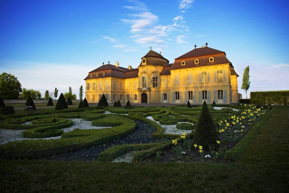 Schloss Niederweiden © Harald Boehm für SKB