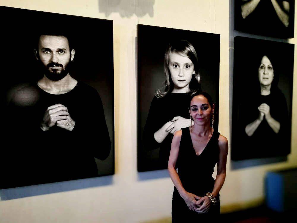 Shirin Neshat 2017, Foto: Alexandra Matzner, ARTinWORDS.