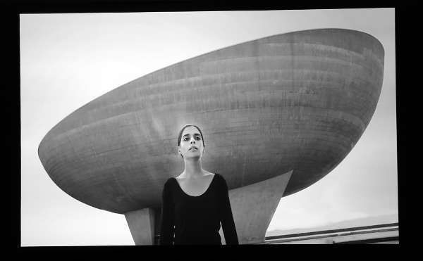 Shirin Neshat, Roja (2), 2016, Foto: Alexandra Matzner, ARTinWORDS