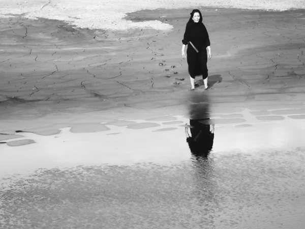 Shirin Neshat, Roja (3), 2016, Foto: Alexandra Matzner, ARTinWORDS
