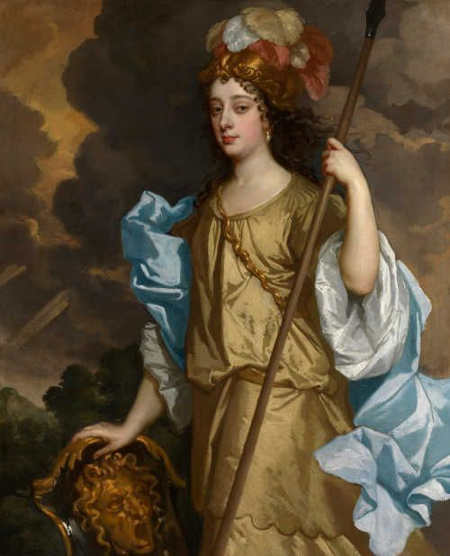 Sir Peter Lely, Barbara Villiers, Duchess of Cleveland, um 1665 (Royal Collection Trust/© Her Majesty Queen Elizabeth II 2017)