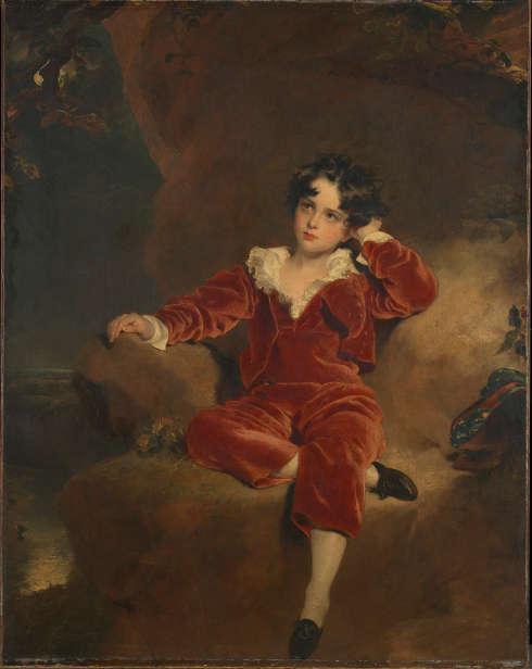 Thomas Lawrence, Charles William Lambton, 1825, 137.2 x 111.8 cm (ohne Rahmen) (National Gallyer of Art, London, Foto © National Gallery, London)
