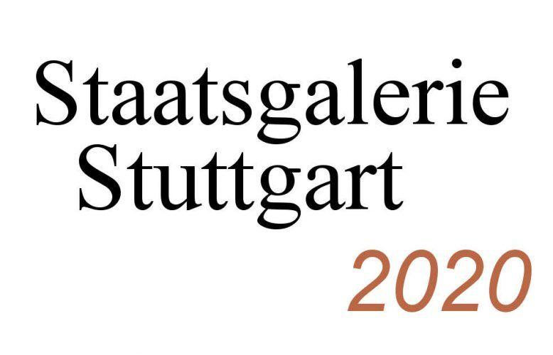 Staatsgalerie Stuttgart, Ausstellungen 2020