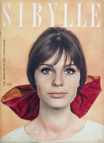 T. Sandberg, Sibylle Titel 2/1964 © T. Sandberg