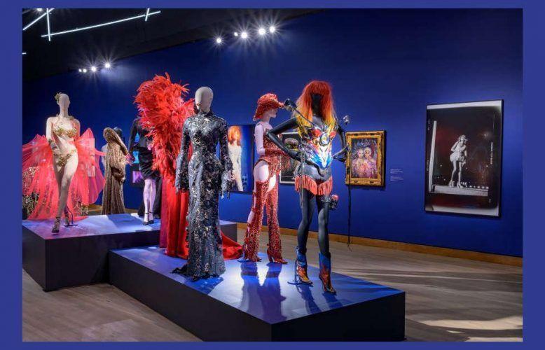 Thierry Mugler, Ausstellungsansicht