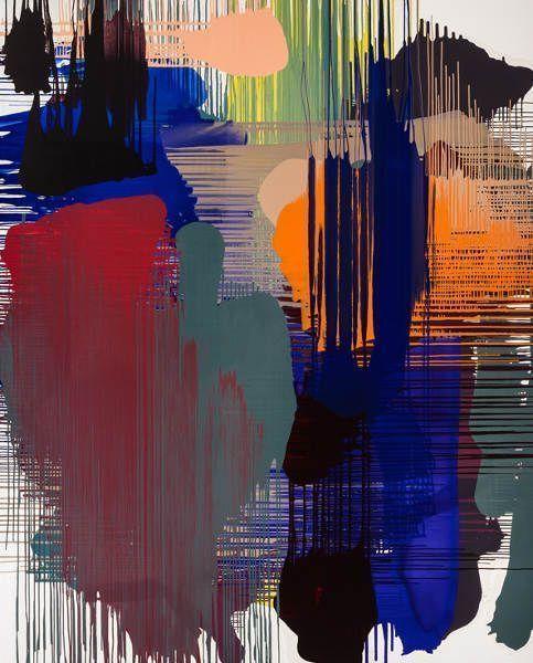 Thomas Reinhold, Pendant, 2013, Öl auf Leinwand, 260 x 210 cm (© Thomas Reinhold)