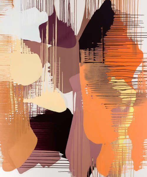 Thomas Reinhold, Transport und Kommunikation, 2014, Öl auf Leinwand, 205 x 170 cm (© Thomas Reinhold)