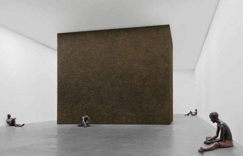 Ugo Rondinone, thank you silence, 2013, Ausstellungsansicht im M Museum Leuven, Courtesy studio rondinone
