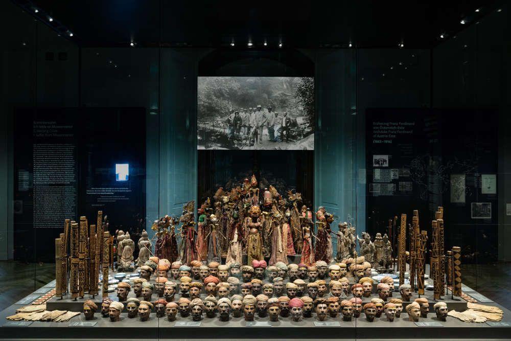 Weltmuseum Wien, Franz Ferdinand