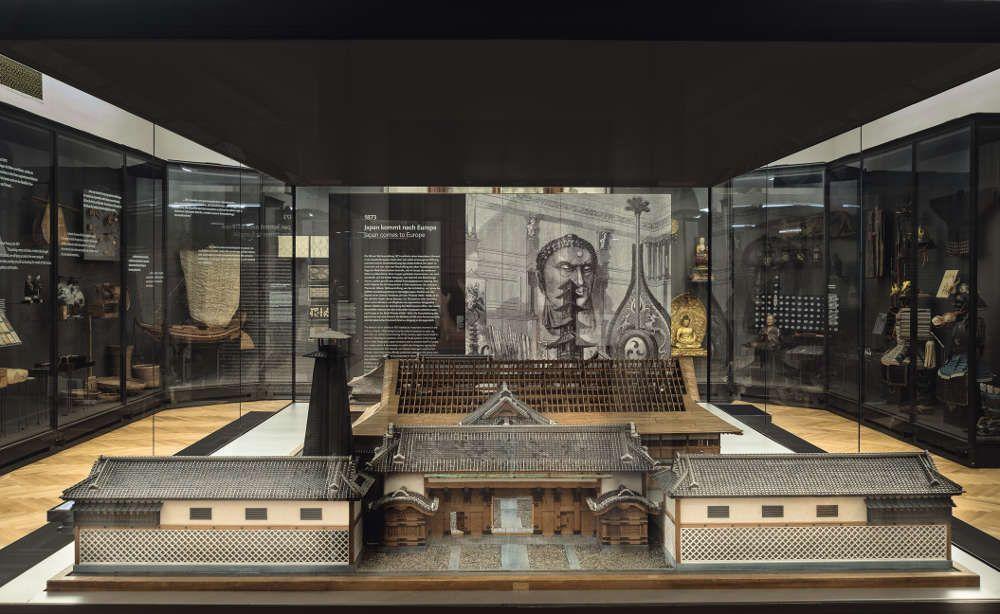 Weltmuseum Wien, Japan