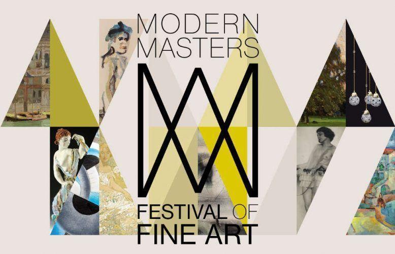 Wien, Modern Masters - Festival of Fine Art, 2019