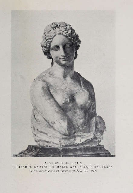 Wilhelm von Bode, Mein Leben Flora-Bueste