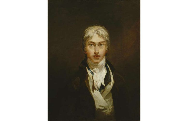 William Turner, Selbstporträt, um 1799, Öl/Lw, 74,3 x 58,4 cm (Tate Britain, London, Accepted by the nation as part of the Turner Bequest 1856)