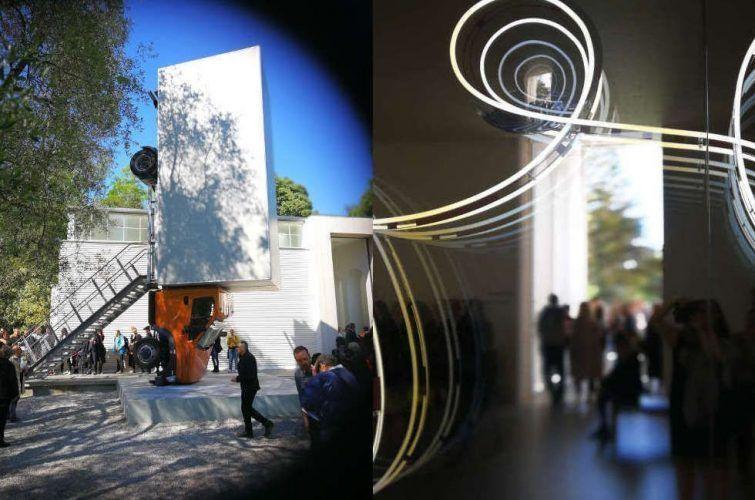 Brigitte Kowanz & Erwin Wurm | Biennale 2017