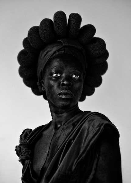 Zanele Muholi, Ntozakhe II, Parktown 2016 (Courtesy the artist and Stevenson Gallery © Zanele Muholi)