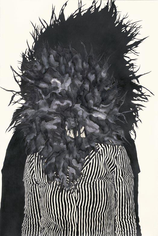 Adriana Czernin, Selfportrait (Investigation of the Inside), 2000, aus: Martin Janda (Hg.), Adriana Czernin, Berlin 2013, S. 34.