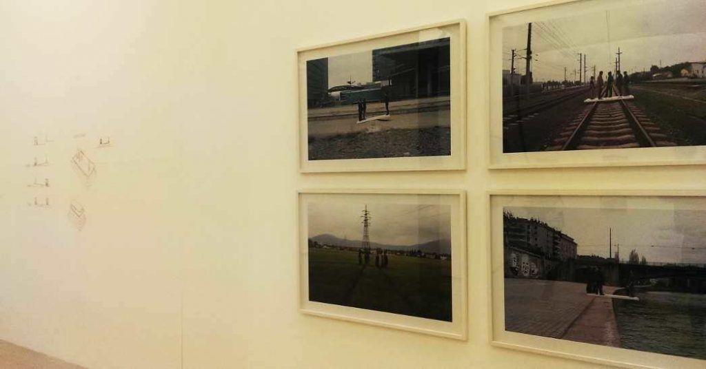 Aldo Gianotti, Ausstellungsansicht MUSA 2016, Foto: Alexandra Matzner.