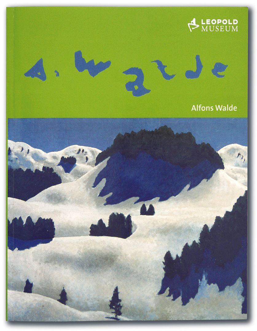 Alfons Walde, Katalog des Leopoldmuseums