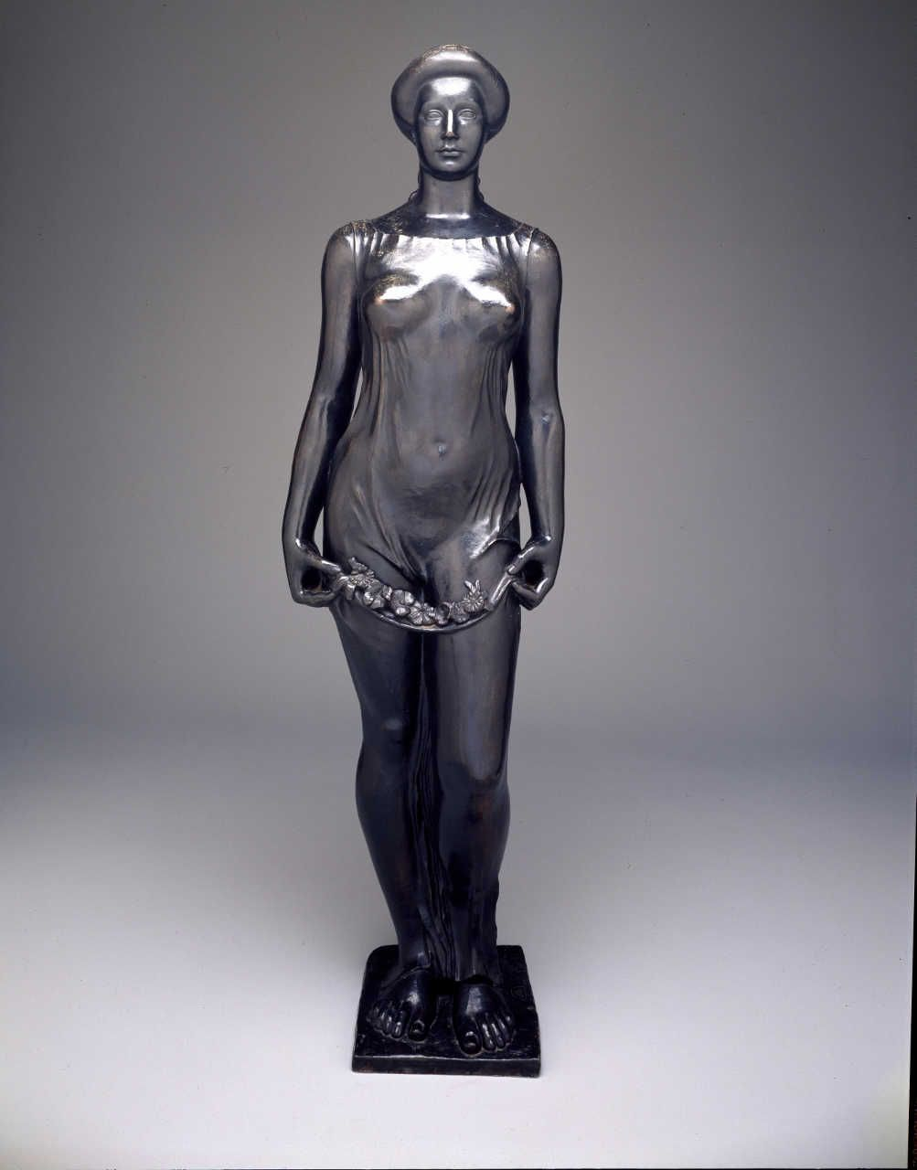 Aristide Maillol, Flora, 1911, 165,1 x 48,26 cm (Dallas Museum of Art)