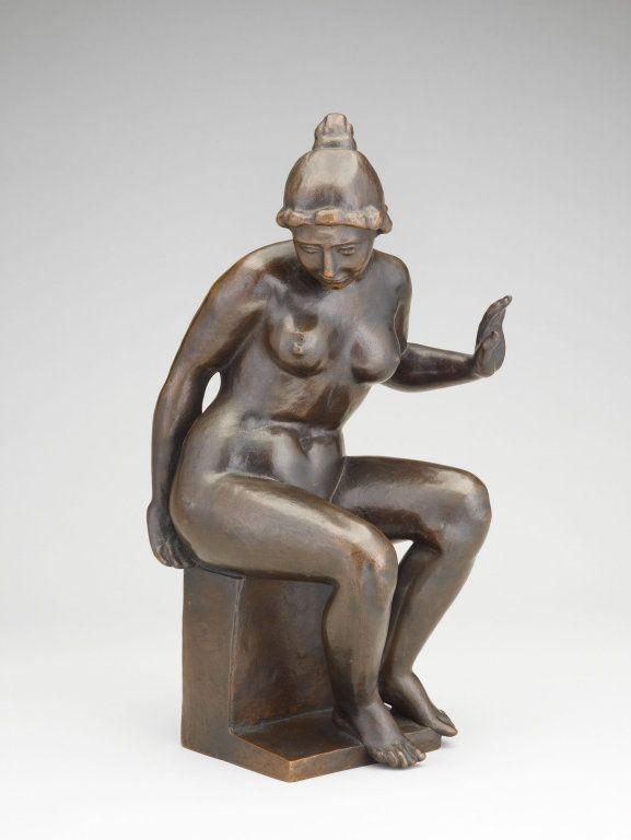 Aristide Maillol, Leda, um 1902 (Art Institute Chicago)