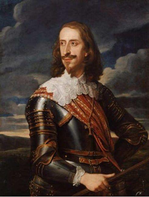 Jan van den Hoecke, Erzherzog Leopold Wilhelm im Harnisch, um 1642, Öl auf Leinwand 100 x 77 cm (KHM-Museumsverband, © KHM-Museumsverband)