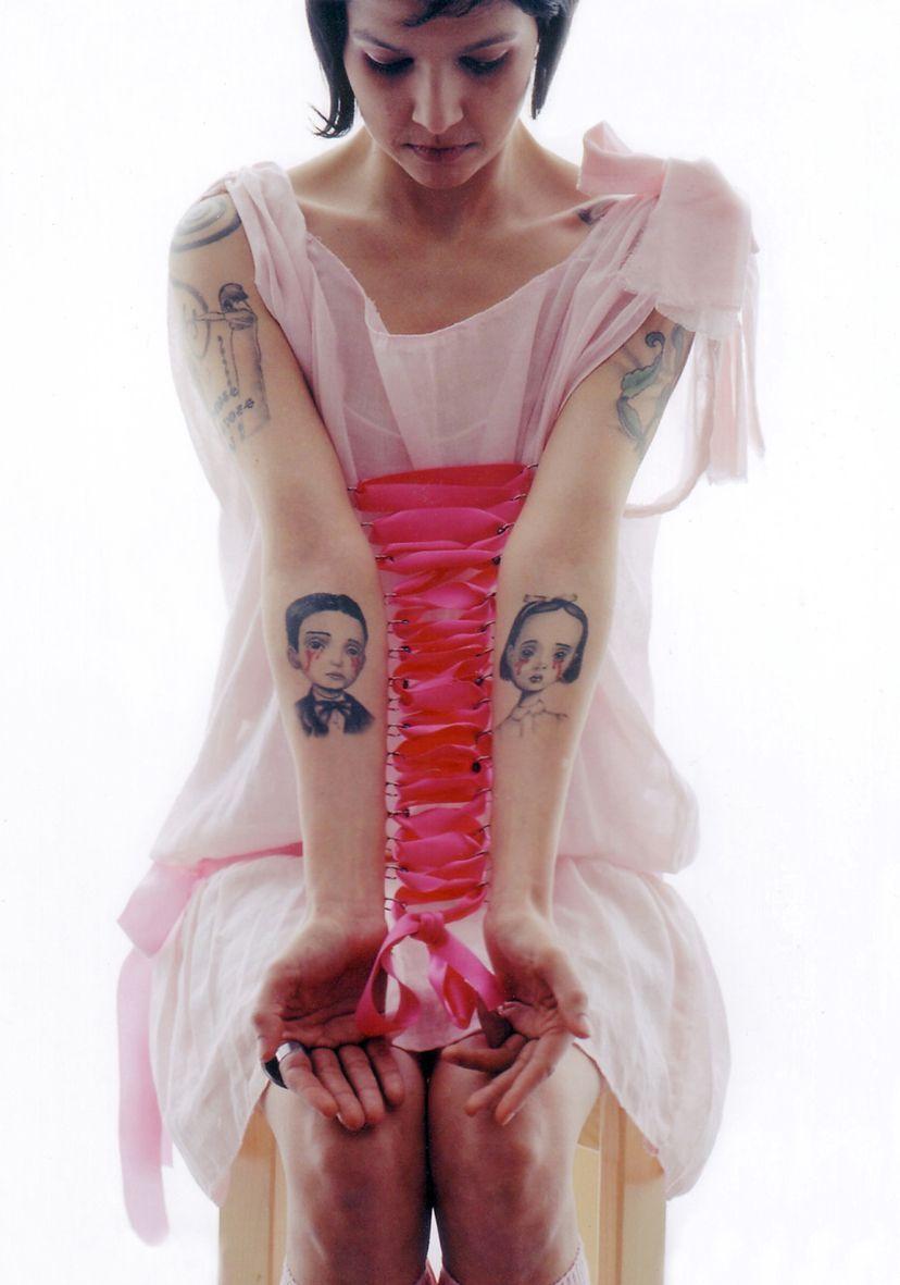 Roberta Lima © bei der Fotografin.