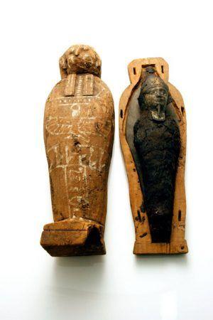 Kornmumie, ägyptisch