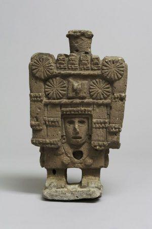 Maisgöttin, Mexiko, 1324–1501, Wien, Museum für Völkerkunde Wien.