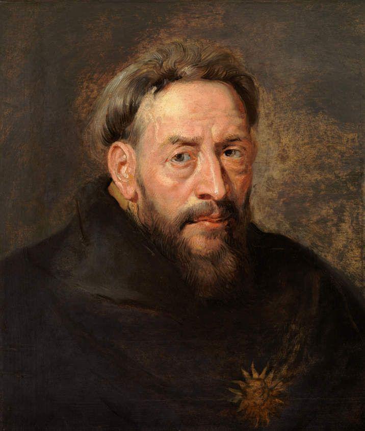 Peter Paul Rubens (1577–1640), Porträt eines Kapuzinermönches, Öl auf Holz; 53,3 x 45 cm, Hohenbuchau Collection, Inv.-Nr. HB 92.