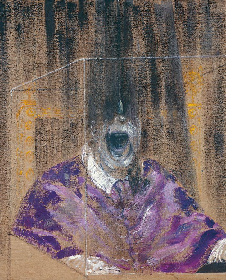 Bacon, Head VI, 1949 (London, Arts Council Collection)