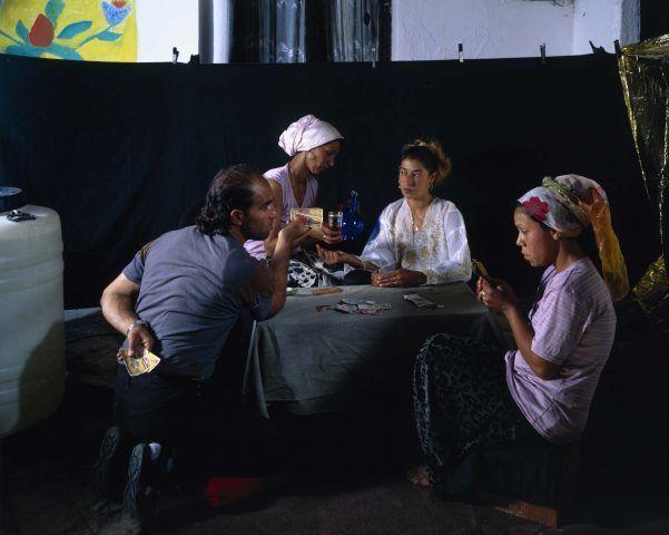 Danica Dakić, La Grande Galerie 3, 2004, C-Print, Courtesy die Künstlerin und VBK, Wien